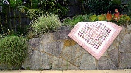 daisy quilt 2
