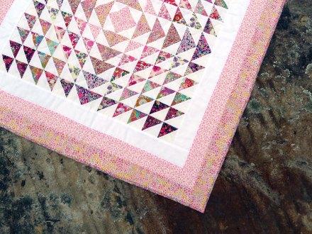 daisy quilt 3