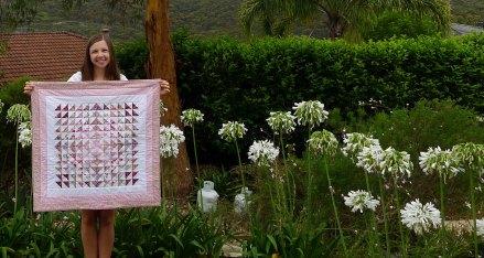 daisy quilt 5